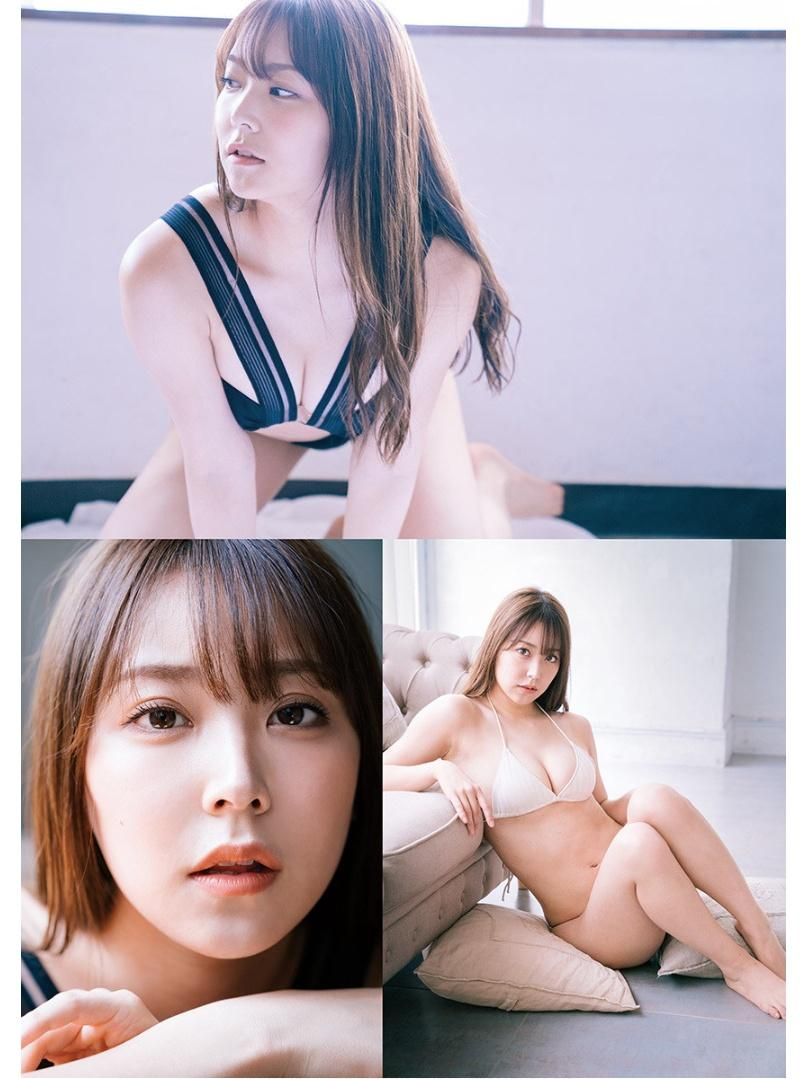 白间美瑠 NMB48 漫画ACTION