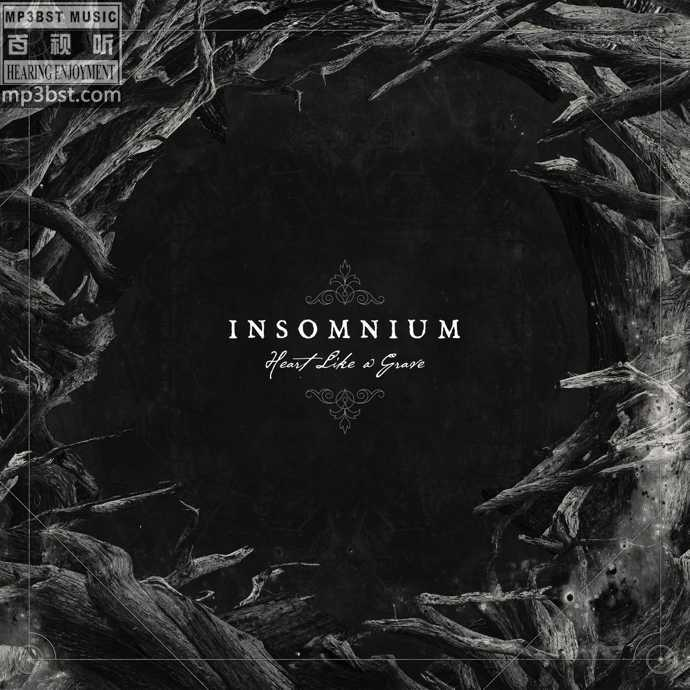 Insomnium - Heart Like a Grave[高音质 MP3](百视听音乐mp3bst.com)