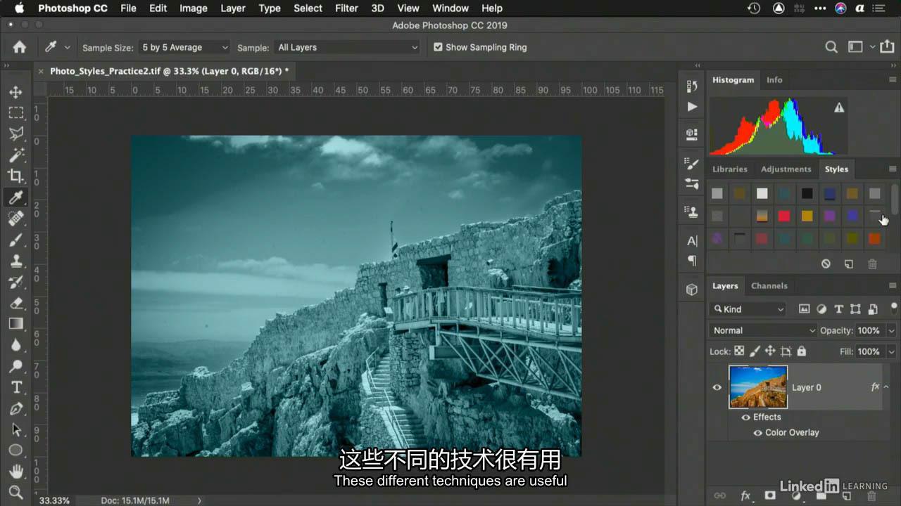 图片LUT调色教程 Creating Presets LUTs and Profiles for Photography