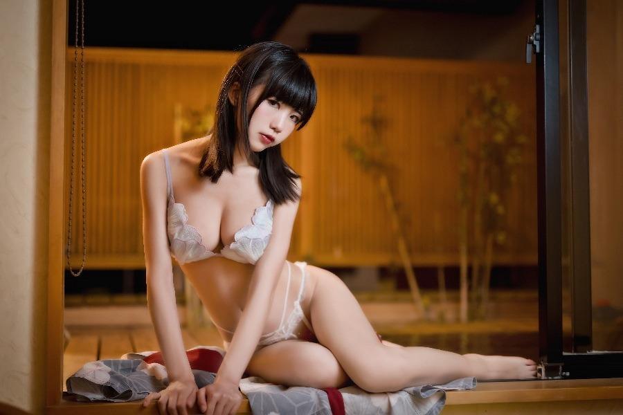 @水淼aqua-漆皮女仆和浴衣[53P/649M]