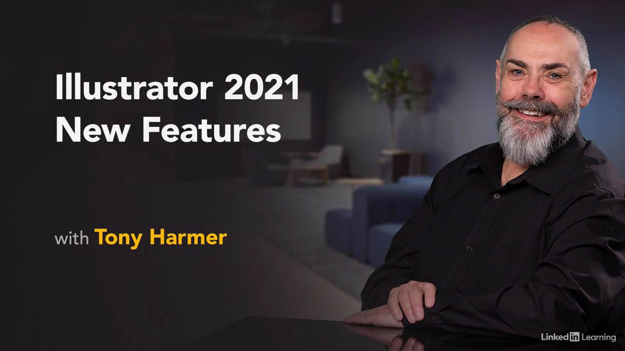 Illustrator 2021 New Features – AI 2021新功能介绍教程