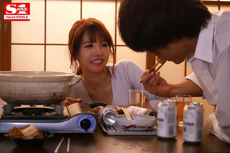 SSNI-703:人妻三上悠亚偷吃小鲜肉,上演被窝里面的爱情!