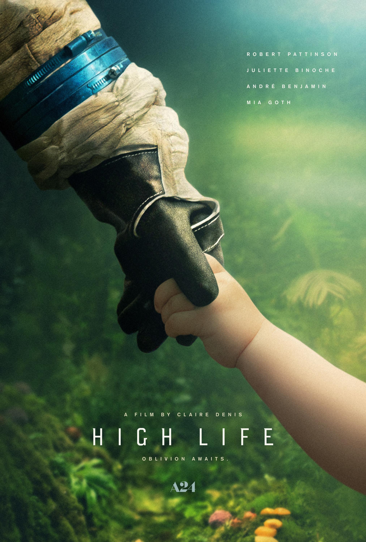 太空生活/高大人生 High Life 1080p(2018)百度云迅雷下载