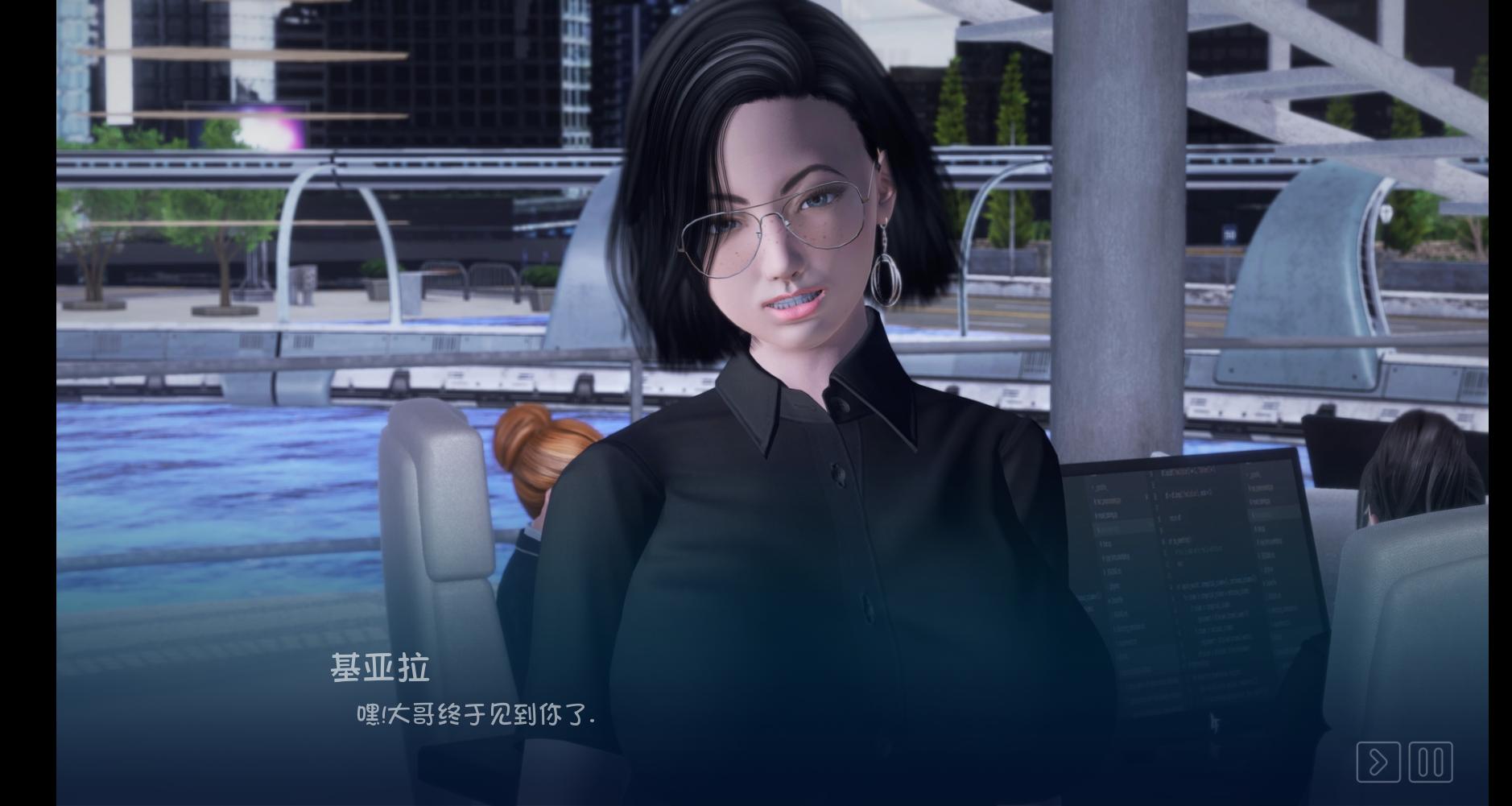 《富人的儿子 v0.2》/SLG游戏/PC/安卓