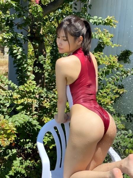 原HKT48的江藤彩也香超诱惑写真~-夜宅社