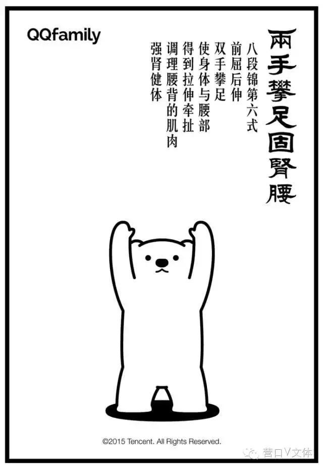 健身宝典 健身气功八段锦