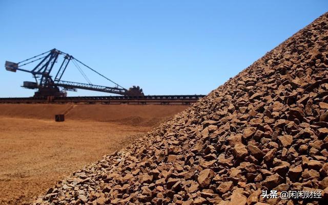 铁矿石价格遭遇腰斩,澳大利亚完败