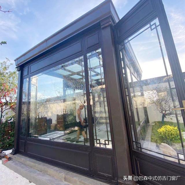 复古铝相符金门窗设计添工必要具备哪些实力