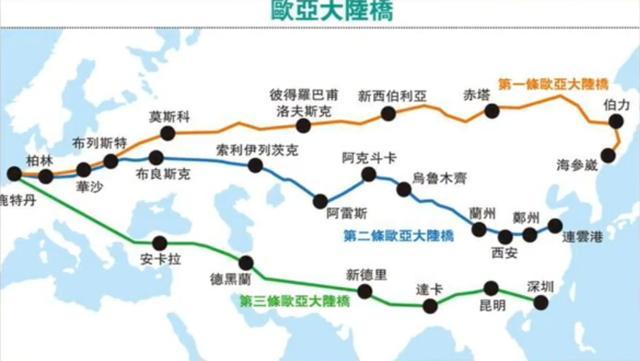 中国介入阿富汗?温铁军:我们应该关注重构亚欧非大陆联结