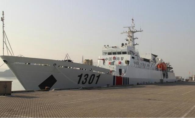 大快人心!日本议员登岛失败,中国海警船撞击日本炮舰?12艘日舰被追着跑