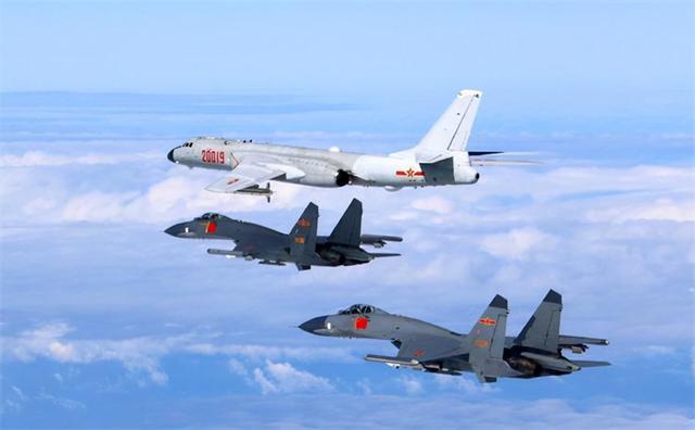 """追随美国脚步,澳洲称""""关切""""我军巡视台海:勿武力解决台湾问题"""