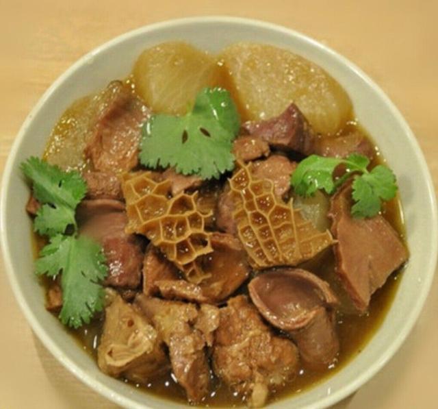 學會這樣做白菜煲牛肺,美味又營養,吃一次就讓人念念不忘