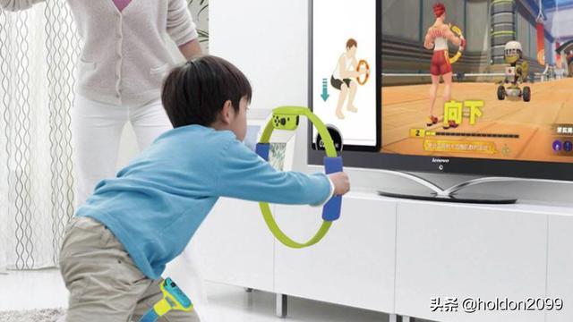 如何让青少年不再着迷网络嬉戏?选举Switch《健身环大冒险》测评