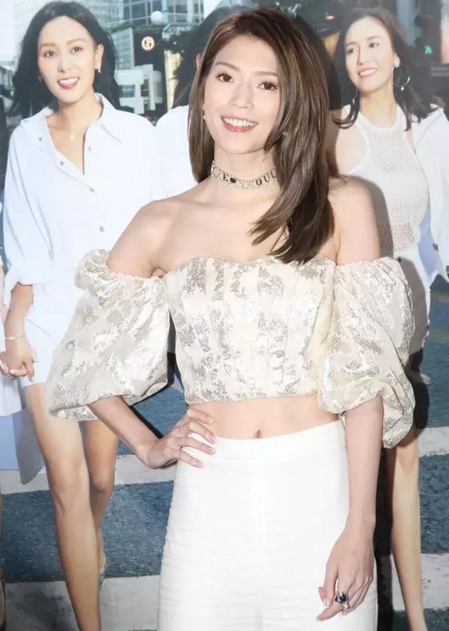 类似喜爱夜蒲:TVB上位女星直认现实中抗拒姊弟恋 心理年龄已经是师奶级