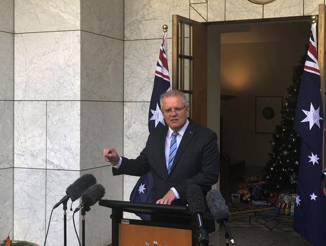 """中方拒绝莫里森第3天,澳大利亚民怨爆发,""""丧权辱国""""响彻全澳"""