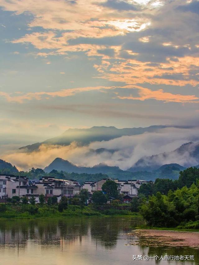 """""""2021中国最美乡村""""top10揭晓!个个是宝藏,挑一个就去散心吧"""