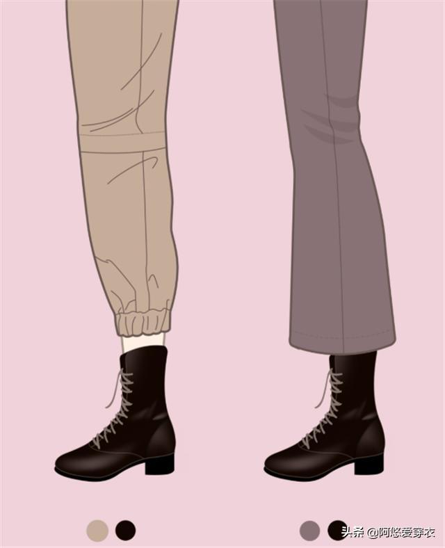 """身高仅158的女生,发起多穿""""九分裤+低跟靴"""",优化比例还特显高8018 作者:admin 帖子ID:23449"""