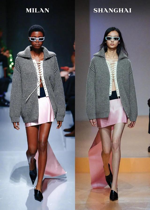 Prada 2022春夏女装系列的创作