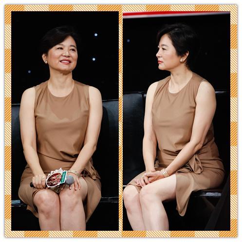 林青霞固然大了朱茵16岁,但穿上优雅的短裙,显得年轻很多3460 作者:admin 帖子ID:21634