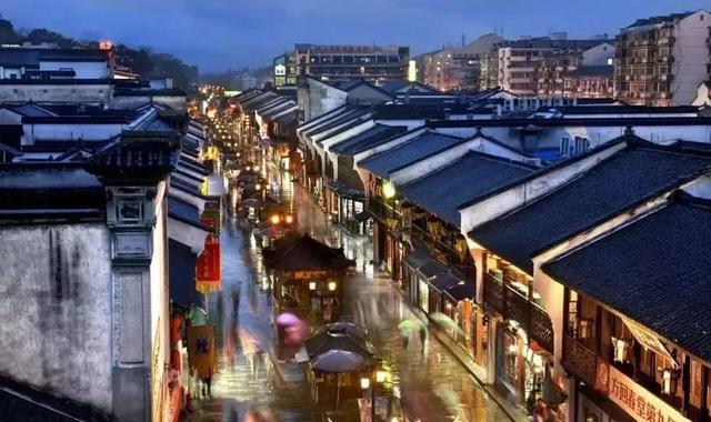 旅游景区商业街规划设计要点