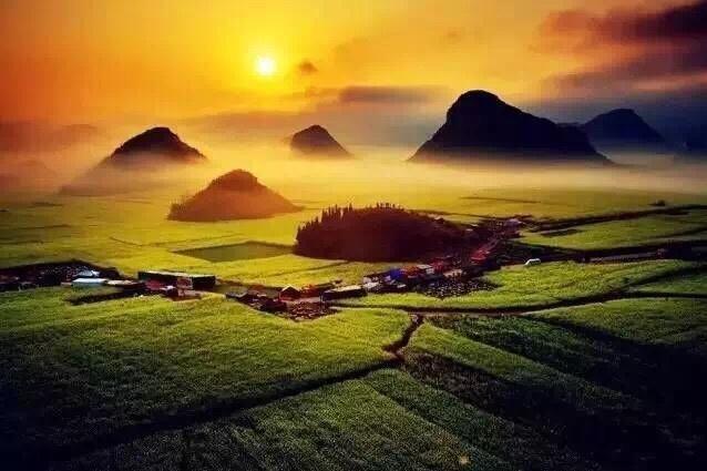 国内旅走六大宝藏省份,你眼中最值得往的是哪一个地方?