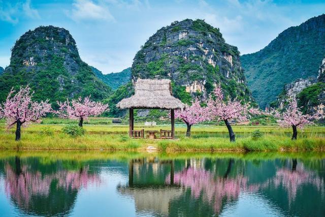 十里桃花景区实在存在吗?它又是那里的景点,看完忍不住想去打卡