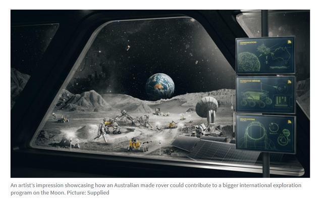 加入NASA任务 澳洲将首次达成登月计划