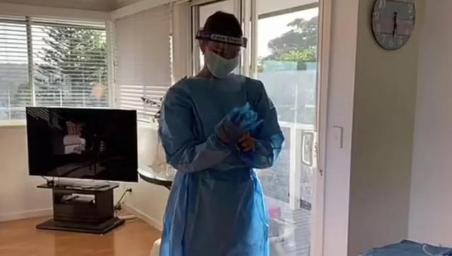 惊呆!祖父感染新冠被养老院拒之门外!于是,悉尼姐妹自建了个新冠病房