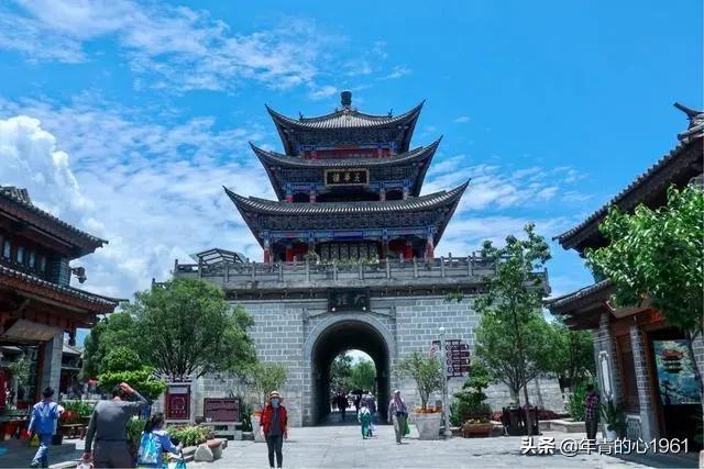 关于月亮的风景名胜:中国最美的风