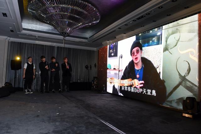 天堂鸟组相符增盟天盟娱乐 新歌《故作飘逸》MV首播