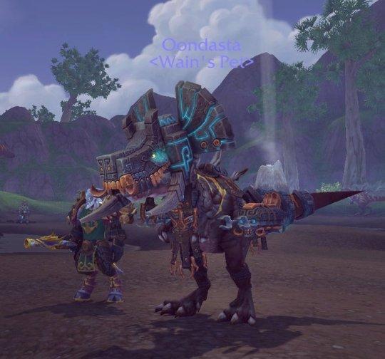 乌达斯塔一周能打几次:8.2猎人新收藏:乌达斯塔及郝利东可驯服