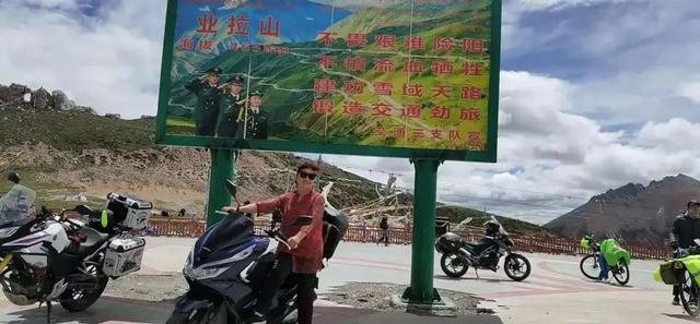 当一名会摩旅的摩托车从业者,是种什么体验?