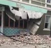 澳大利亚5.9级地震 震塌墨尔本楼房 澳大利亚地震最新消息