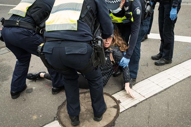 澳大利亚墨尔本创世界最长封锁纪录 累计达235天