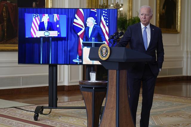 胡波:澳大利亚军事野心日益凸显
