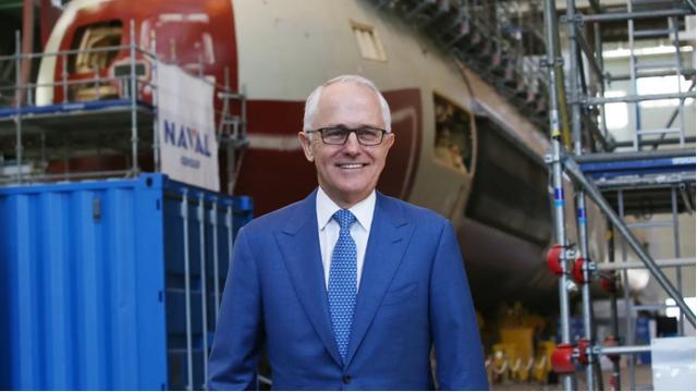 观察|法澳潜艇大单告吹后:双城,魔镜和不合时宜的大国雄心