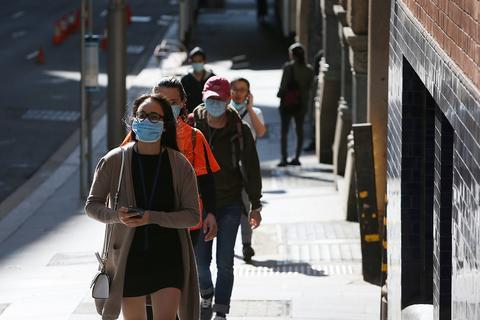 澳大利亚一地解封三周后再次紧急封锁 通知仅提前两小时发布