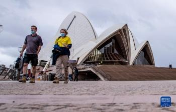 """悉尼进入""""解封""""第一阶段「图」"""