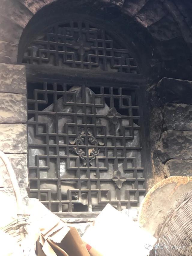 走進邢台市信都區將軍墓鎮,磨石莊村的古建築