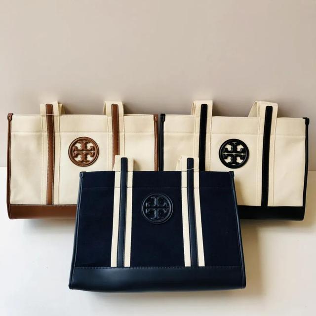 帆布五彩缤纷的立体字母LOGO单肩手提包