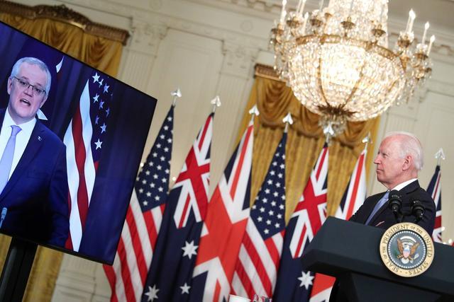 """莫里森""""无牌可打"""",中美关系却迎来转机!澳大利亚尝到法国滋味"""