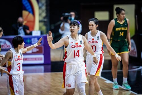 女篮18分胜澳大利亚,许利民三处精妙调整,让人不得不服