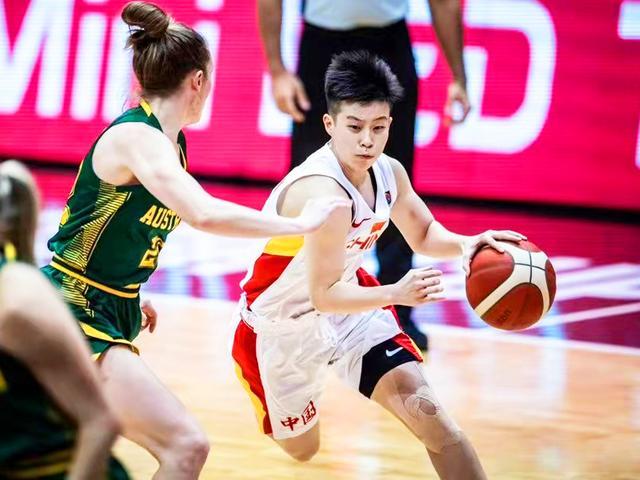 大胜18分,对澳三连胜!中国女篮再胜澳大利亚,提前获世界杯资格