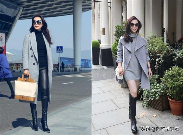 看了袁泉、刘涛,终于明确:为什么女人过了40岁都喜好穿大衣2174 作者:admin 帖子ID:21619