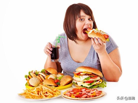 发胖并不是因为人到中年,最新研究颠覆传统认知