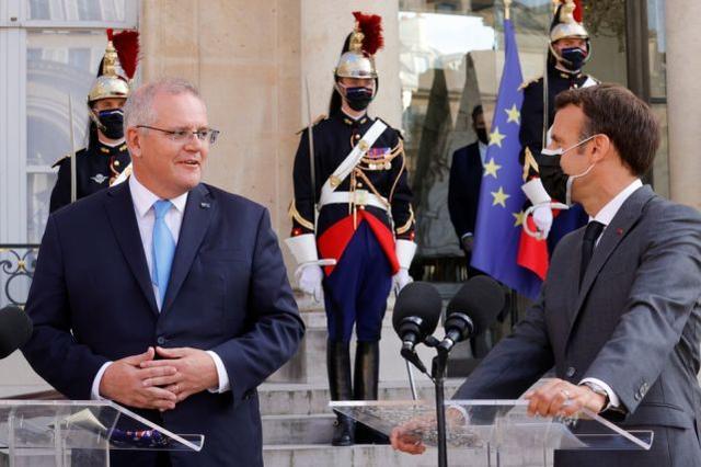 撕毁巨额潜艇订单后,让澳大利亚郁闷的事来了,欧盟或将推迟自贸协定谈判