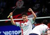 丹麥賽黃東萍鄭雨橫掃獲勝進入女雙決賽,阿塞爾森桃田爭男單冠軍