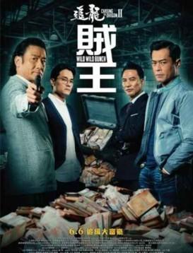 追龙Ⅱ/追龙2贼王    电影海报