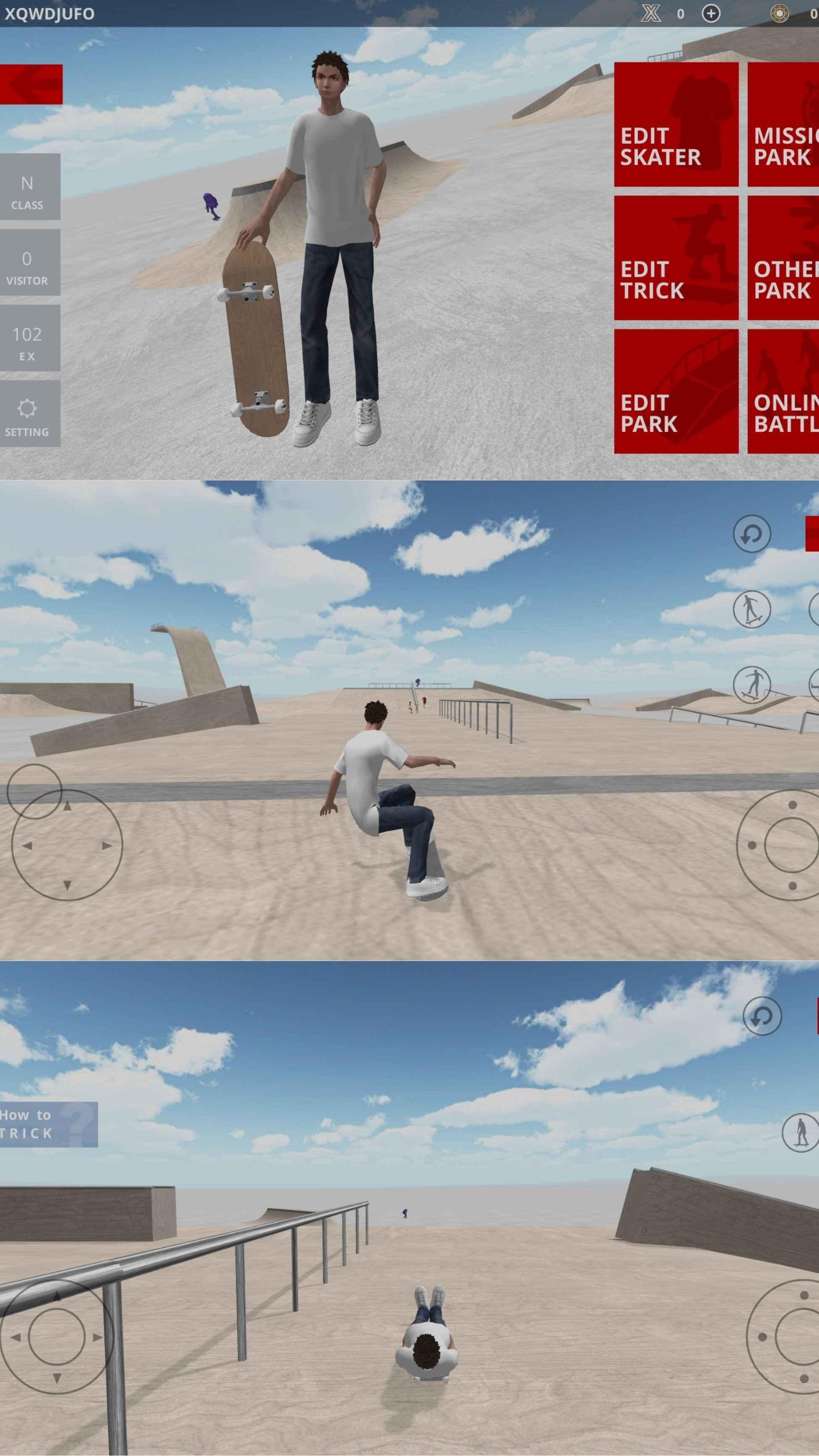 滑板空间优化版截图1