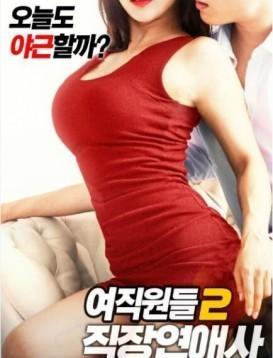 女职员:职场恋爱2海报